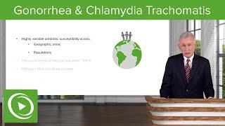 chlamydia szemész