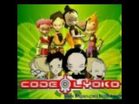 Code Lyoko French Openning