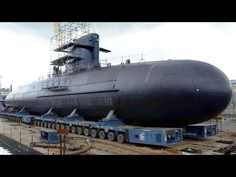 Самые Вооруженные Подводные