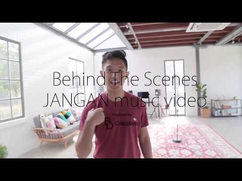 Behind The Scenes - Jangan - Aziz Harun