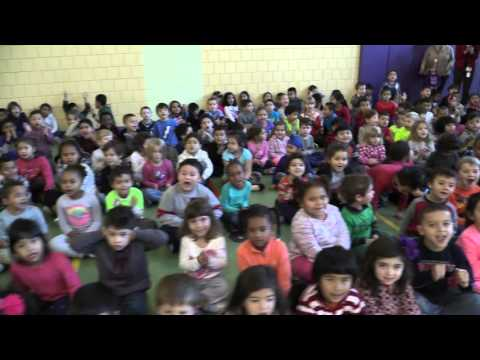 Capuano Early Childhood Center - WCVB Eye Opener Invitation (Re-Edit)