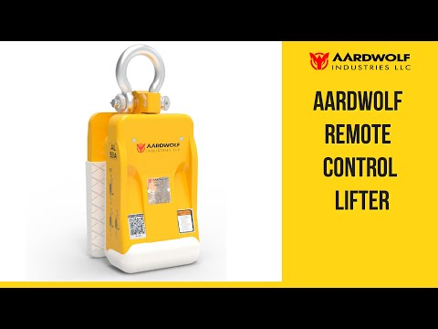 Slab Lifting  Clamp Remote Control  For Granite, Marble, Stone.