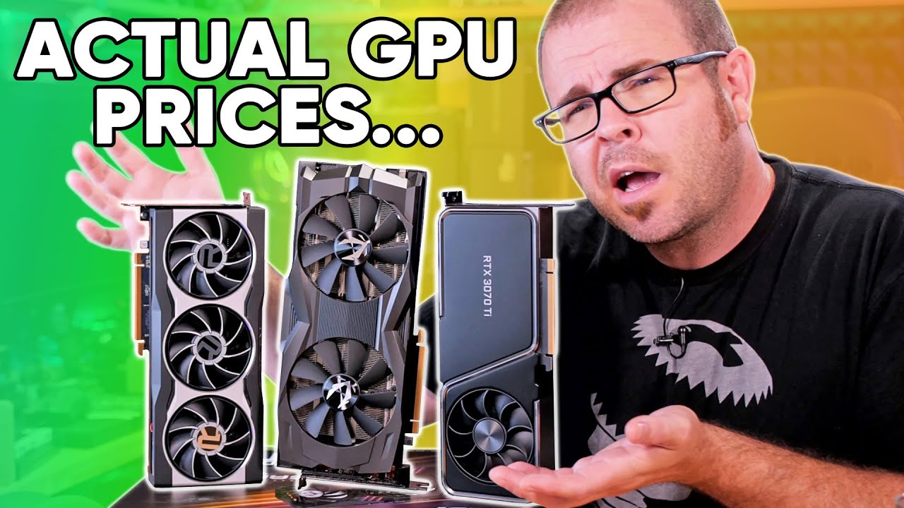 Have GPU prices actually gone down?