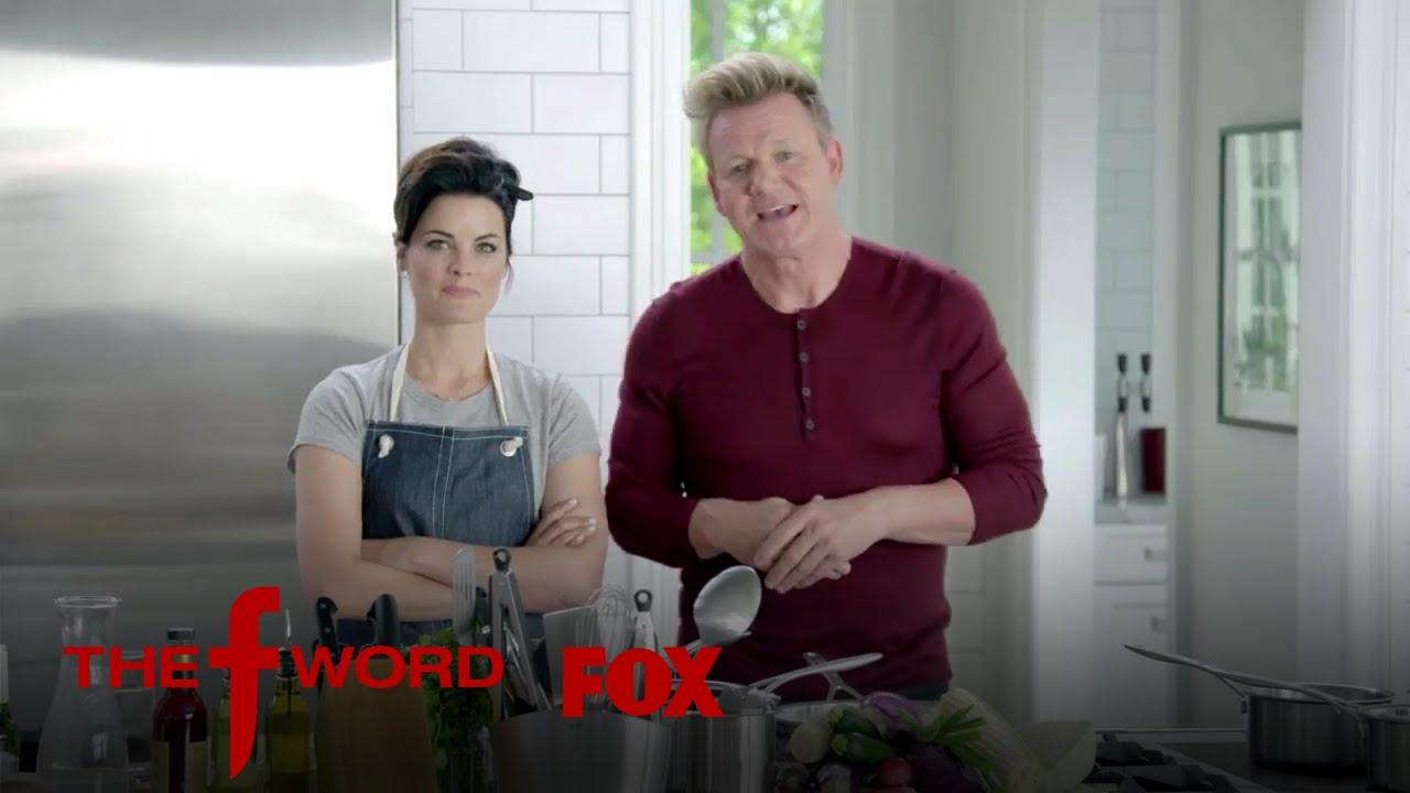 Download Jaimie Alexander Takes On Gordon Ramsay In The Kitchen | Season 1 Ep. 5 | THE F WORD