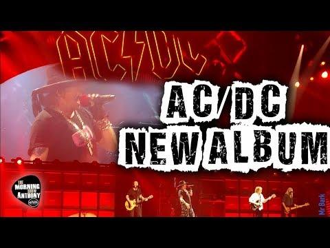 ACDC New Album
