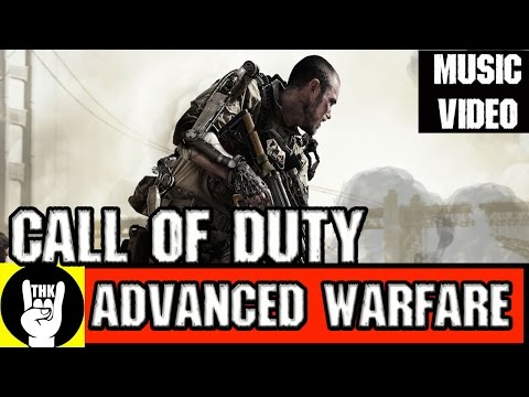 ADVANCED WARFARE ROCK SONG | TEAMHEADKICK