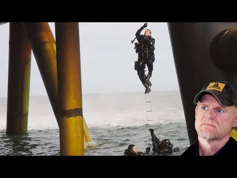 Special Boat Service (SBS) Dominates Pirates (Marine Reacts)