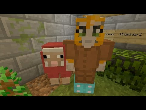Minecraft Xbox - Cave Den - Overwhelming Sheep (4)