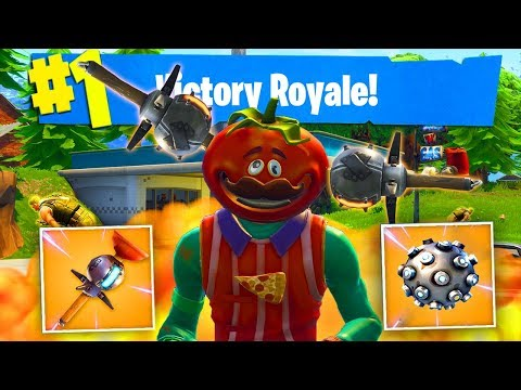 GREATEST Fortnite Clinger Sticky Grenade Strategy EVER!!