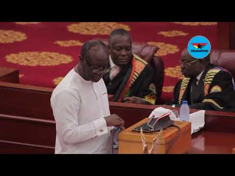 Full Presentation: 2018 budget statement and economic policy