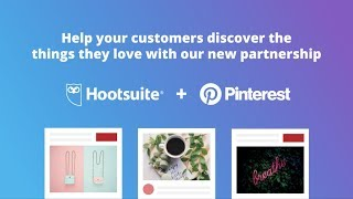 Schedule, Publish and Inspire with Pinterest