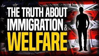 Иммиграция на велфер и жизнь на пособие разрушительны для Америки