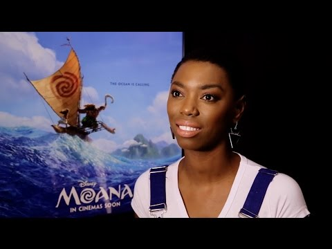 "Disney's MOANA - ""How Far I'll Go"" Performed by Lira - Behind the Scenes"