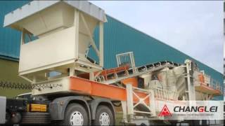 aggregate crusher machine in Romania