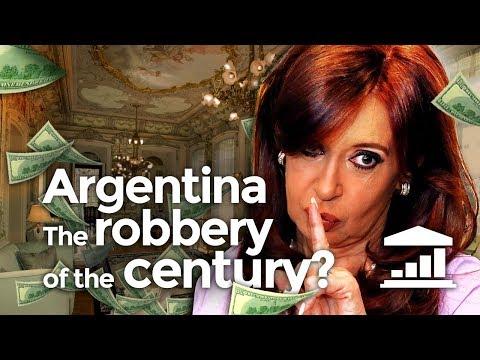 Argentina, The ROBBERY Of The Century? - VisualPolitik EN