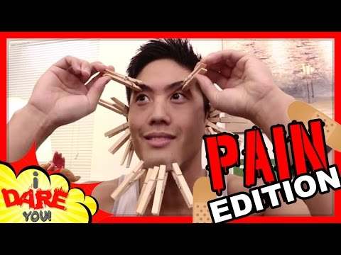 I Dare You: Pain Edition!