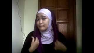 tutorial hijab by Rizma Amalina.3GP
