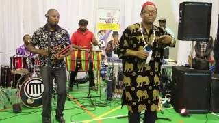 Naija HighLife Band  UK - Ofe Owerri PART5- Wilson Nwane