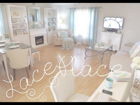 LIVING ROOM TOUR ♡ DINING ROOM TOUR ♡ OFFICE TOUR ♡