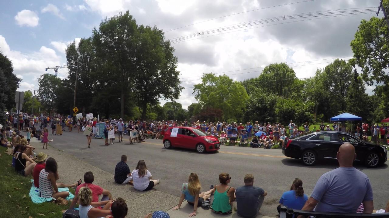 2017 Doo Dah Parade - Columbus, Ohio (4K timelapse) - YouTube