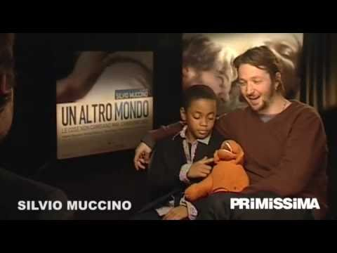Intervista a Silvio Muccino e Michael Rainey Jr. protagonisti del film Un altro mondo