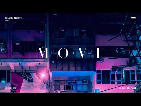 PRODUCE X 101 | SIXC (6 Crazy) - 움직여 (MOVE) Piano Cover