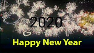 Happy New Year 2020 WhatsApp status share