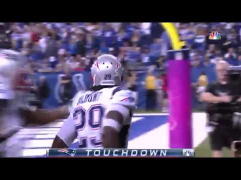 All of Tom Brady's 2015-16 Touchdowns