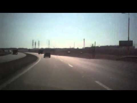 Russian M7 Volga Federal Highway (European route E22): Kazan bypass route