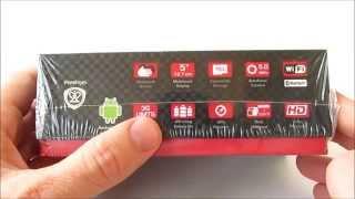 Prestigio Multiphone 5000 Duo video review