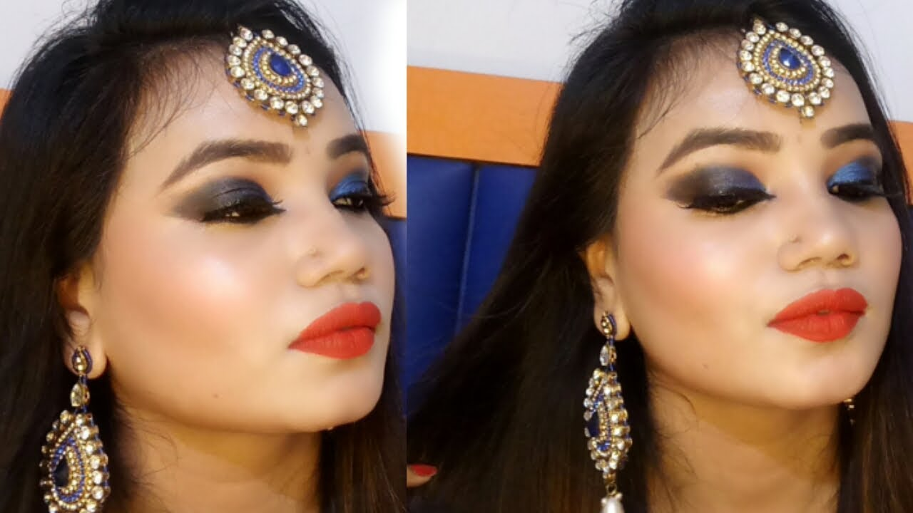 Arabian Makeup Bridal Makeup Look 2017