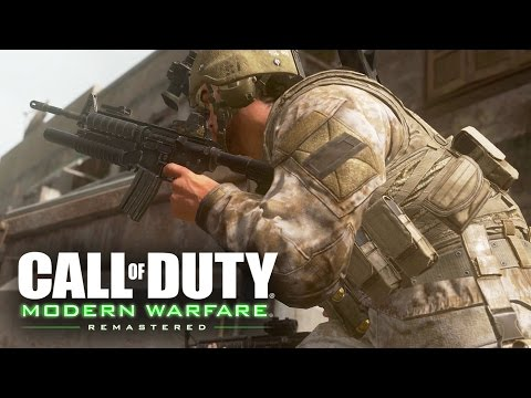 1cef041b6f7 Official Crew Expendable Play Through - Call of Duty 4: Modern Warfare  Remastered Gameplay