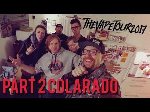 TheVapeTour 2017 ~ COLORADO ~ Vapergate