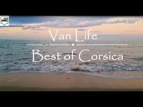 BEST OF CORSICA VAN LIFE
