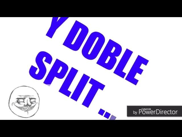 Baiteo de Épica y Doble Split - Técnicas Nebulous cap#2