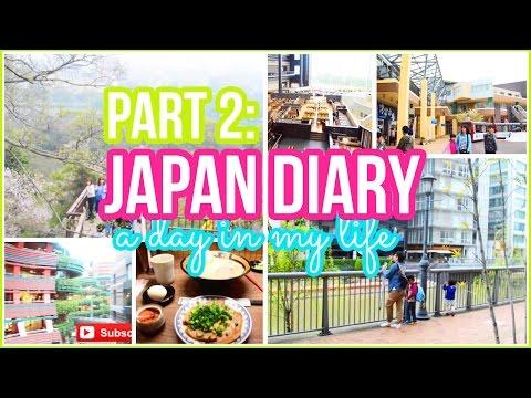 ❀ Japan Travel Diary & Vlog: Bayside, Ohori Park, Ramen Stadium, Shopping (Part 2) | AlohaKatieX ❀