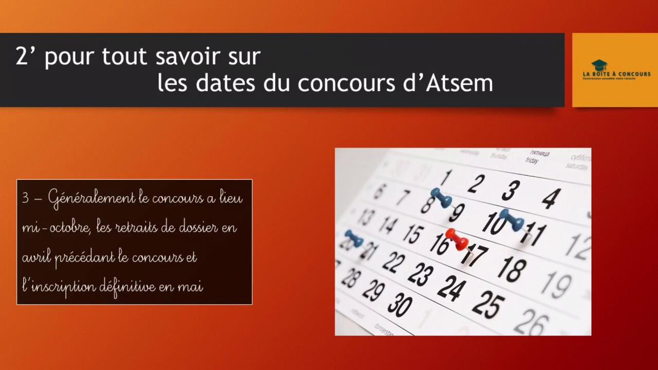 Concours Fonction Publique Categorie C Calendrier.Concours Atsem Dates Et Preparation La Boite A Concours