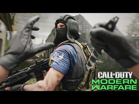 Movement + Tracking = Amazing Gameplay! Nuke Count: 1 (Call of Duty Modern Warfare)