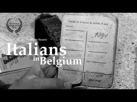 Italians in Belgium - Italiani in Belgio