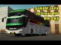 UKTS SINAR JAYA Jetliner HD RN285