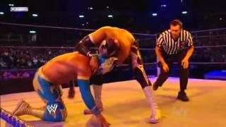 vuclip WWE Rey Mysterio vs  Sin Cara