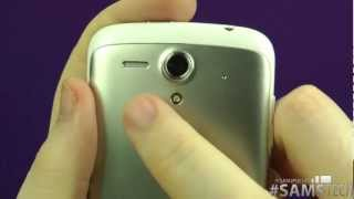 unboxing - Huawei Ascend G300 - Android Smartphone