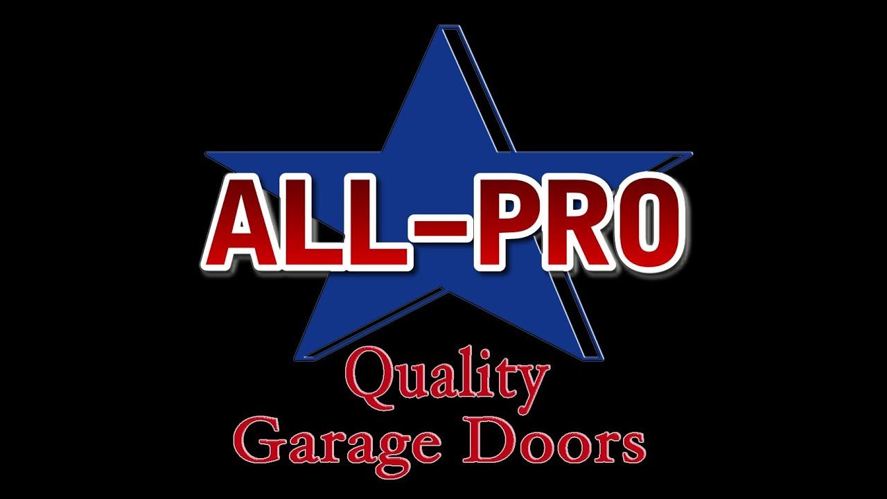 Garage Door Repairs San Diego 24 Yrs Of All Pro Quality Garage Doors