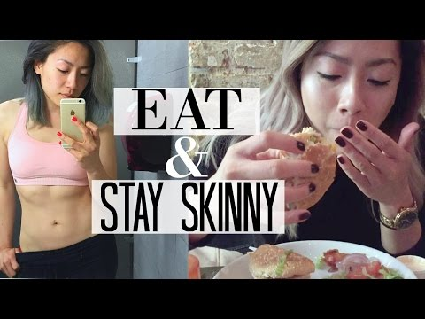 14 EATING HACKS THAT KEEP YOU SKINNY | How To Eat & Not Gain Weight