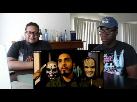 THE THIRST (The Purge Parody) REACTION!!!!