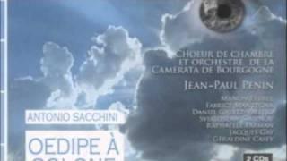Sviatoslav Smirnov Oedipe à Colone Antonio Sacchini