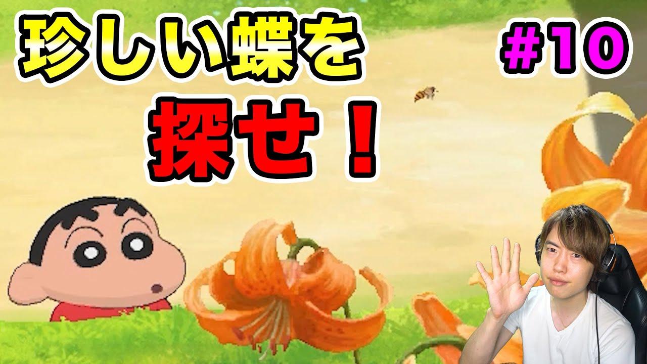 【オラ夏】珍しい蝶を探せ!虫取り・川釣りざんまいだ!#10【マスオゲームズ】