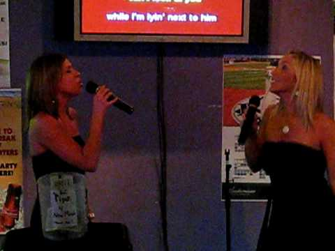 Fine Vocals from the Karaoke Bar