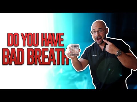 How To Fix Bad Morning Breath!