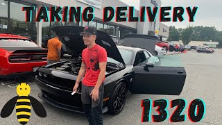 Taking Delivery Of My 2020 Dodge Challenger 1320 Scat Pack